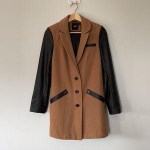 ASOS wool jacket